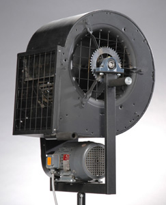 Large Blower Wind Machine
