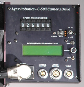 Lynx Robotics C-50 Camera Motor