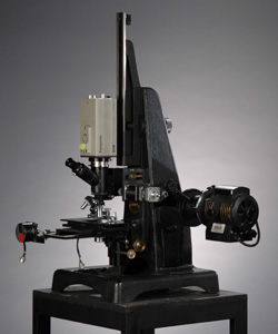 Motion Controlled Microscope SD Image