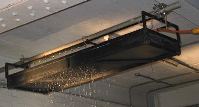 Indoor Rain Machine No2