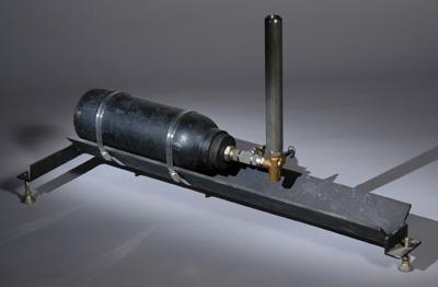 Air Cannon Vertical